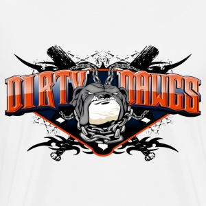 Dirty Dawgs - Men's Premium T-Shirt