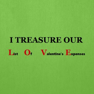 Treasure LOVE Bags & backpacks - Tote Bag