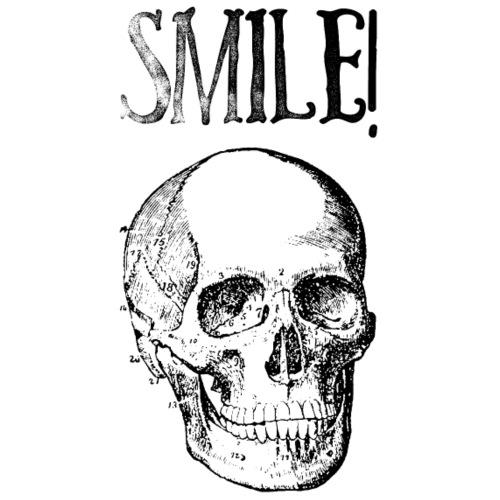 Smiling Skull - Smile!