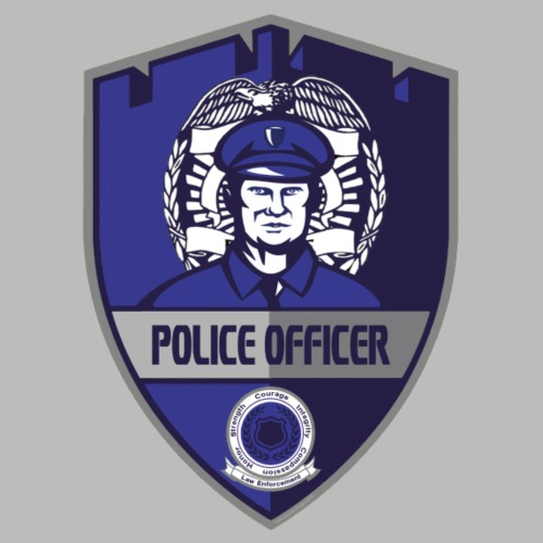 Police Officer Shield