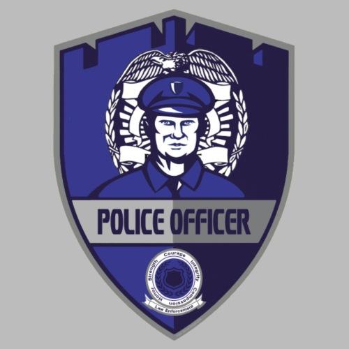 Police Officer Shield