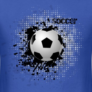 football soccer color image 36 - Men's T-Shirt