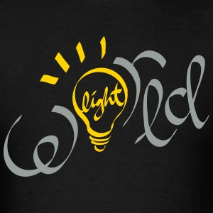 Light of the World T-Shirts - Men's T-Shirt