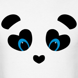 panda transparent T-Shirts - Men's T-Shirt