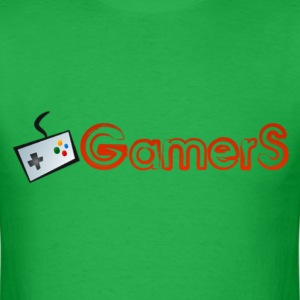Gamers Logo - Men's T-Shirt