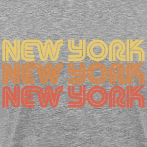 New York Vintage - Men's Premium T-Shirt