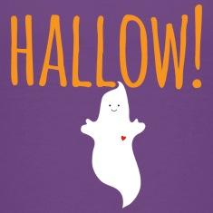 Halloween Hello Ghost