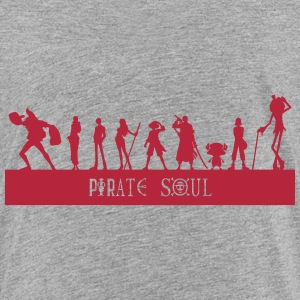 Pirate Soul - Toddler Premium T-Shirt
