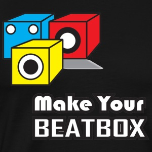 Make Your Beatbox - Men's Premium T-Shirt