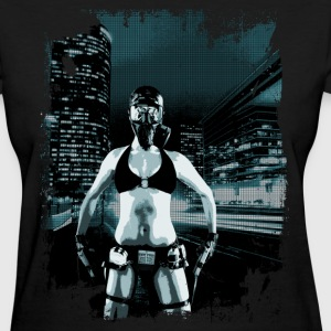 Masked Assassin - Women's T-Shirt