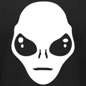 alien T-Shirts - Men's T-Shirt by American Apparel