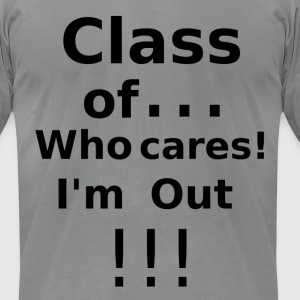 Grad Class - Men's T-Shirt by American Apparel