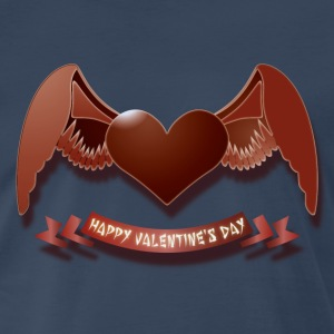 Happy Valentine's Day T-Shirts - Men's Premium T-Shirt
