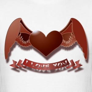 I love you T-Shirts - Men's T-Shirt