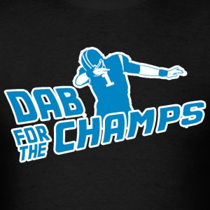 Dab For the Champs T-Shirts - Men's T-Shirt