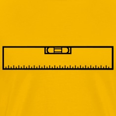 Measure renovate level ruler measure measure measu T-Shirts