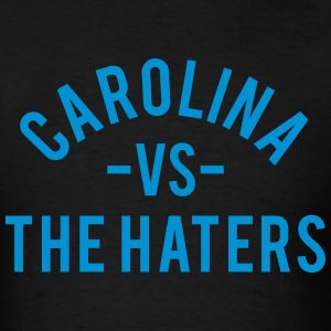 Carolina vs. the Haters T-Shirts - Men's T-Shirt