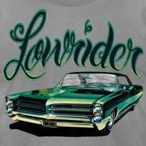 LOWRIDER CAR T-Shirts - Men's T-Shirt by American Apparel