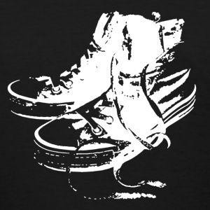 Sneakers negative Women's T-Shirts - Women's T-Shirt