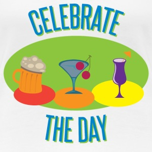 Celebrate the Day - Women's Premium T-Shirt