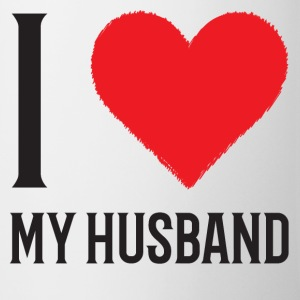 I Love My Husband - Coffee/Tea Mug