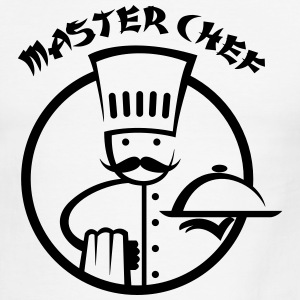 master chef - Men's Ringer T-Shirt