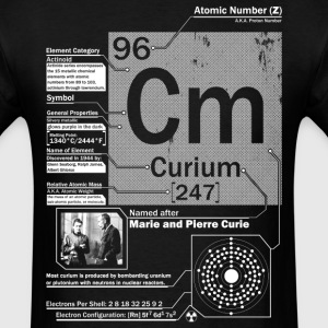 Curium t shirt - Men's T-Shirt