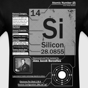 Silicon t shirt - Men's T-Shirt