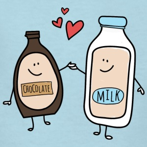 Chocolate Milk, Made for Eachother - Kids' T-Shirt