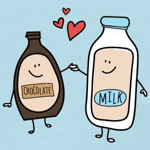 Chocolate Milk, Made for Eachother - Women's T-Shirt