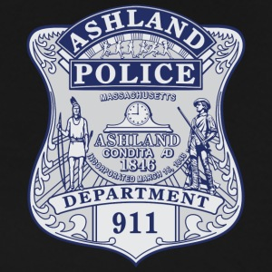 Ashland Massachusetts Police - Men's Premium T-Shirt