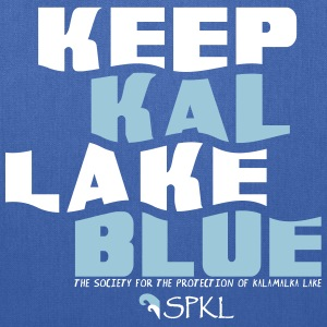 Keep Kal Lake Blue Tote Bag - Tote Bag