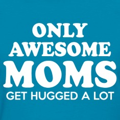 Awesome Mom Women's T-Shirts