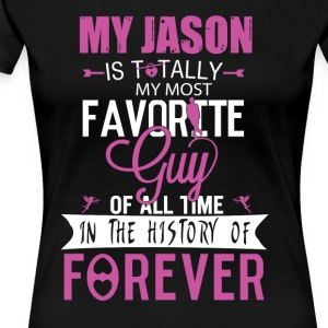 MY JEFFREY - MY GUY - Women's Premium T-Shirt
