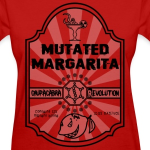 Mutated Margarita Women's T-Shirts - Women's T-Shirt