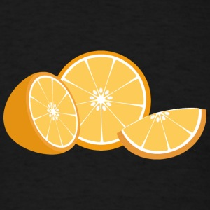 Orange slice T-Shirts - Men's T-Shirt