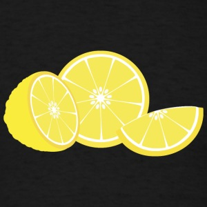 slice of lemon T-Shirts - Men's T-Shirt