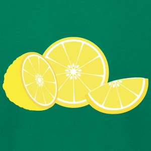 slice of lemon T-Shirts - Men's T-Shirt by American Apparel