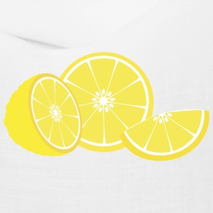 slice of lemon Caps - Bandana