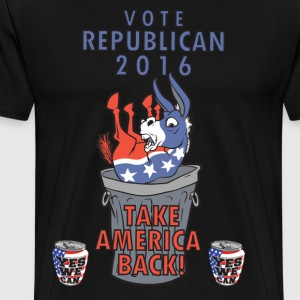 Election 2016 T-Shirts - Men's Premium T-Shirt