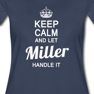 Miller handle it! - Women's Premium T-Shirt