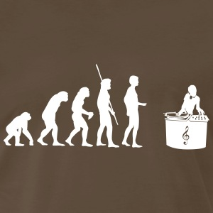 Dj Evolution Shirt - Men's Premium T-Shirt