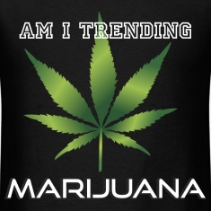 Am i trending marijuana pot leaf