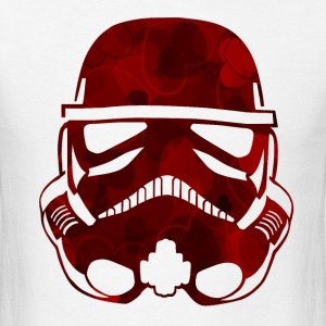 Valentine Trooper SHIRT MAN - Men's T-Shirt