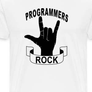 programmers_rock - Men's Premium T-Shirt