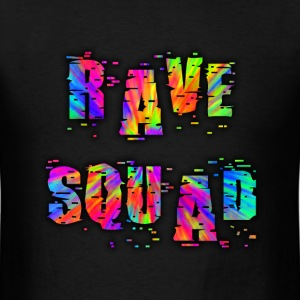 Rave Squad T-Shirts - Men's T-Shirt