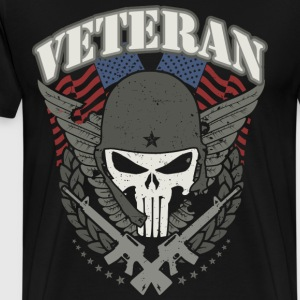 Veteran Mens T-Shirt - Men's Premium T-Shirt