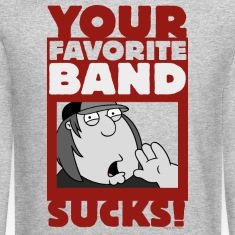 Family Guy Your Favorite Band Sucks