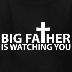 Big Father Kids' Shirts
