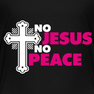 Jesus peace Baby & Toddler Shirts - Toddler Premium T-Shirt